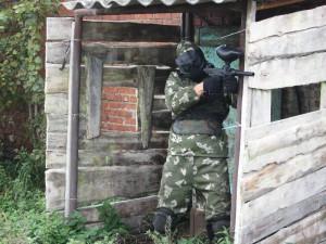 Стрельба из укрытия